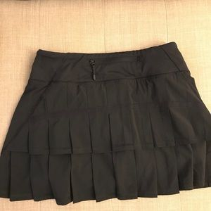 Pre 🥰 Lululemon Run Pace Skirt 2